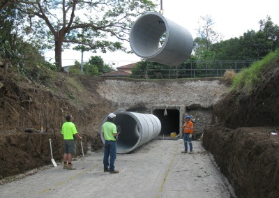 Chelmer TAFE Stormwater Drainage Upgrade
